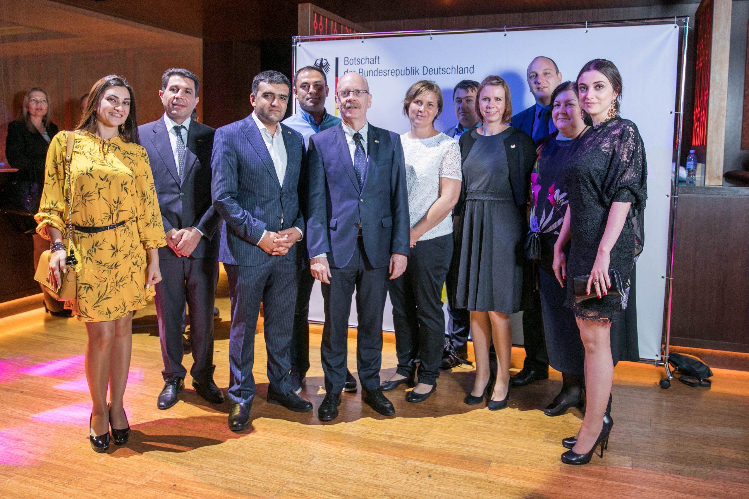 Erfolgreicher Twinning-Projektabschluss Aserbaidschan